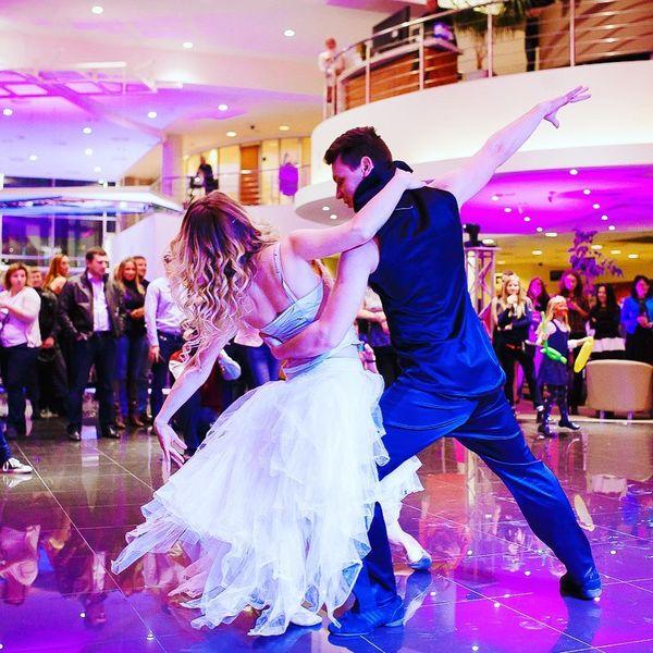 шоу балет на свадьбу